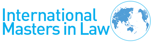 International Masters in Law